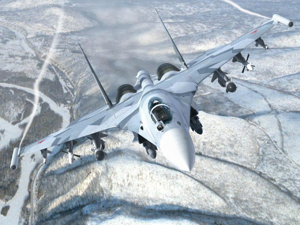 صور طائرات  Su-35