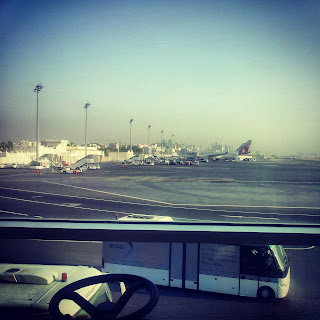 Airport Doha Qatar DIA