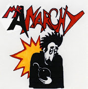 Anyway, it made me think of making a cartoon character called MR. ANARCHY: