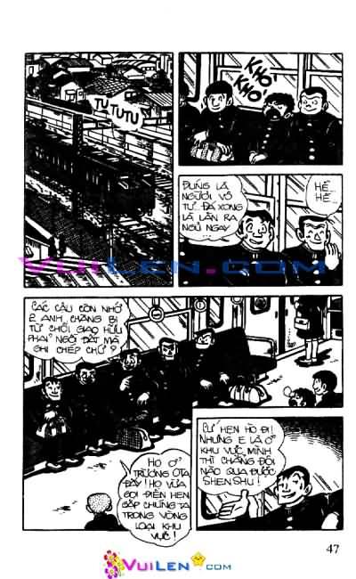 Jindodinho - Đường Dẫn Đến Khung Thành III  Tập 4 page 47 Congtruyen24h