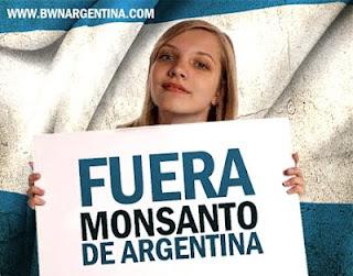 Brasil e Argentina negociam com a Monsanto enquanto ela é expulsa em todo o planeta