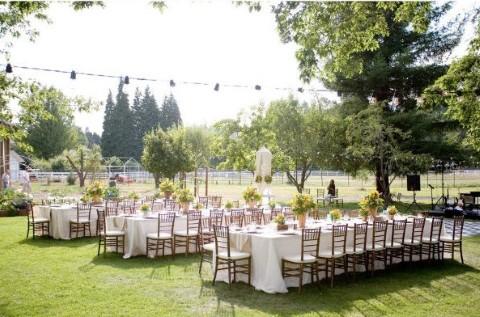 Decoraci n de fiestas para bodas fiestas y todo eventos for Decoracion bautizo nina jardin