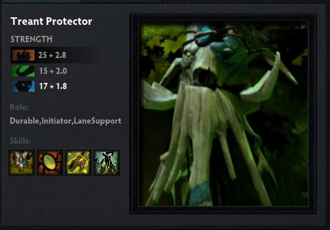 Spicy Plays DOTA 2 | Treant Protector Support | I'-m a tree lol ...