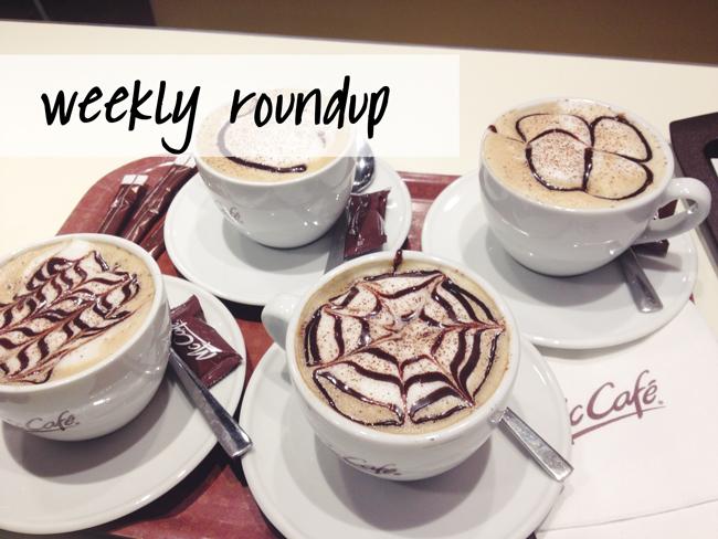 weekly roundup #01