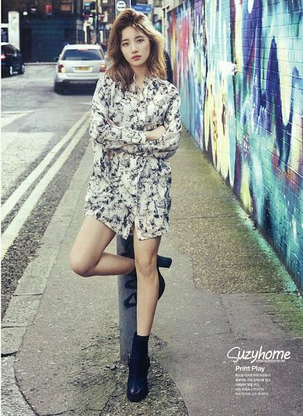 Suzy Cosmopolitan London