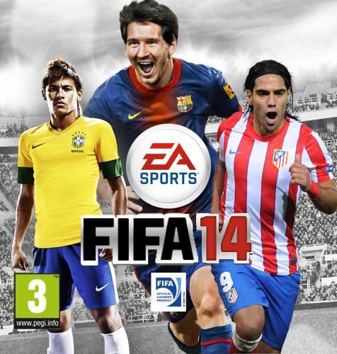 Fifa 2014 Персанальны