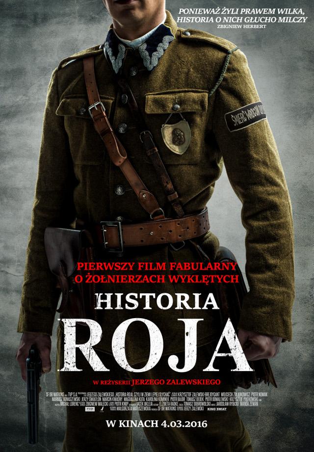 Od 4 marca w CINEMA 3D w Kłodzku HISTORIA ROJA! Polecamy!