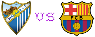 Málaga Vs Barcelona - Jornada 19 Liga Española