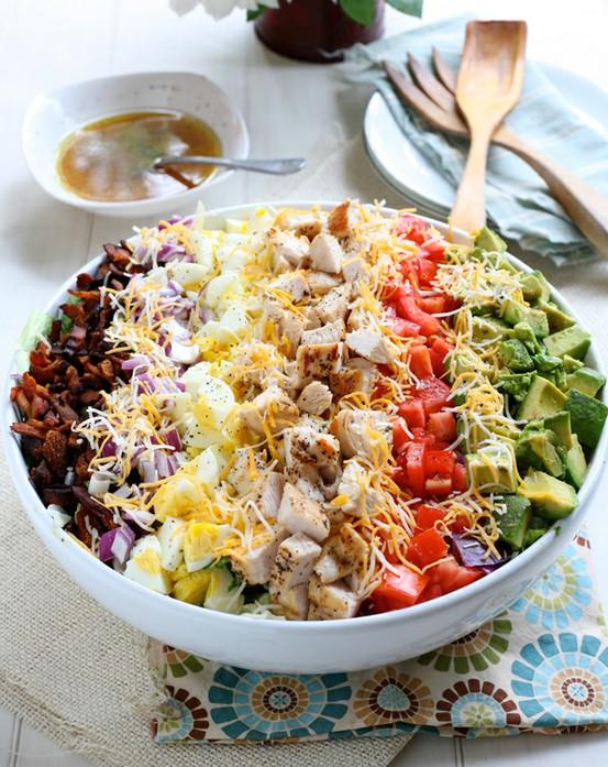 Amorris: Classic Cobb Salad