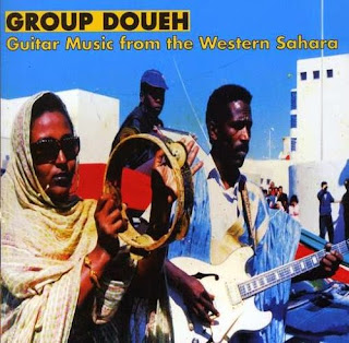 Group Doueh, Guitar Music from the Western Sahara