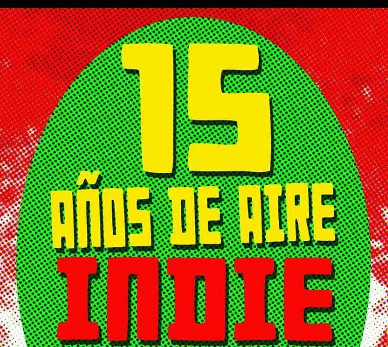 15 Años de Radio.