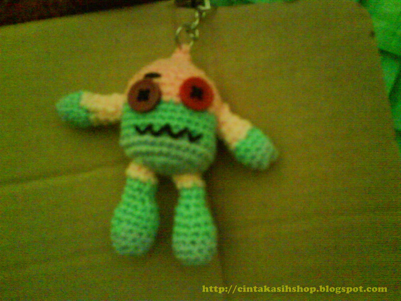 Cute!!!: Amigurumi Upin dan Ipin dan Monsters...