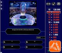 Hình ảnh trong game Ai Là Triệu Phú 2013