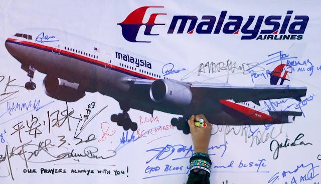 Benarkah Bangkai Pesawat MH370 Dijumpai Di Filipina