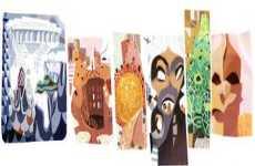 Antoni Gaudi: doodle de Google, 25 de junio