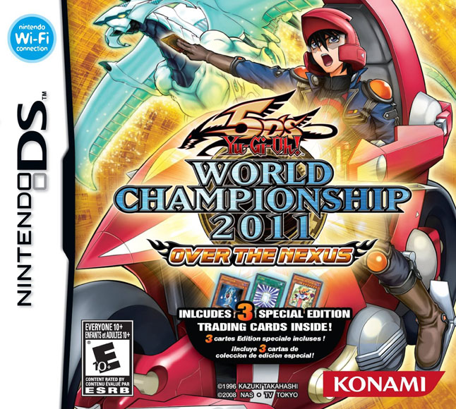 Yu-Gi-Oh! 5D's World Championship 2011: Over the Nexus