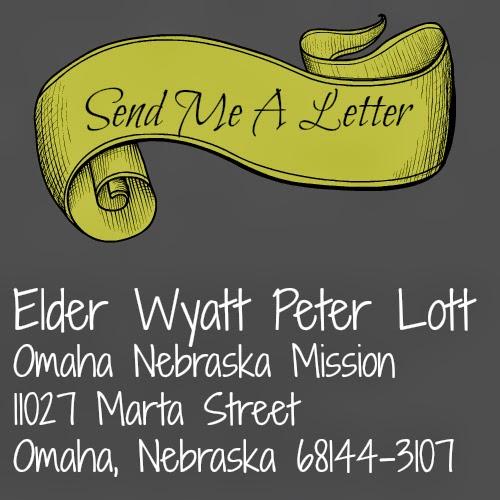 Send Me A  Letter