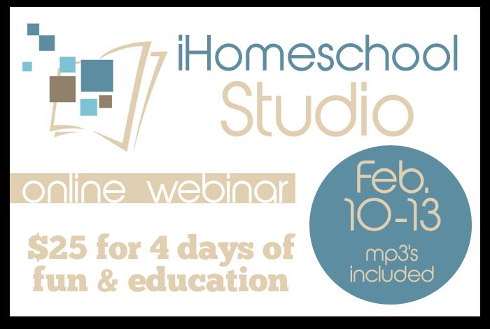 iHomeschool Network online Webinar for homeschooling Middle and High School {The Unlikely Homeschool}