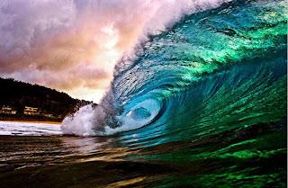 Transparente como el mar