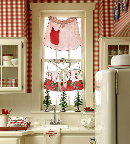Christmas Decorating 2012 Ideas for Small Spaces | Furniture Design