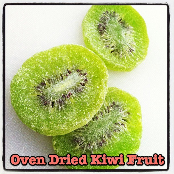 how to make dried fruit in the oven