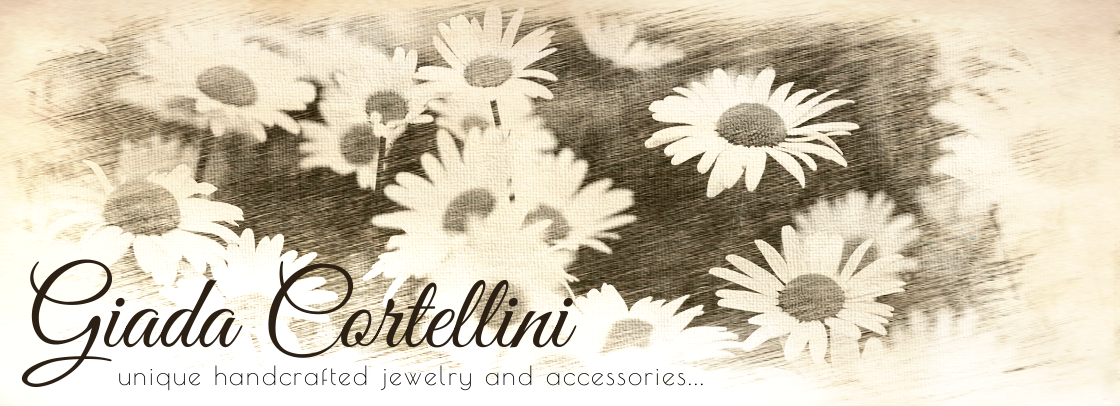 Giada Cortellini - Nature and Native inspired jewelry and accessories