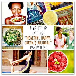 Healthy, Happy, Green & Natural LINK UP
