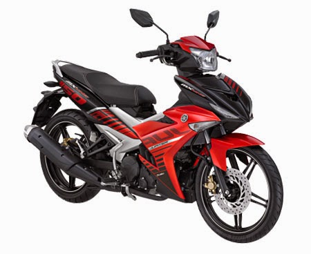 Yamaha Jupiter MX King 150 Red King