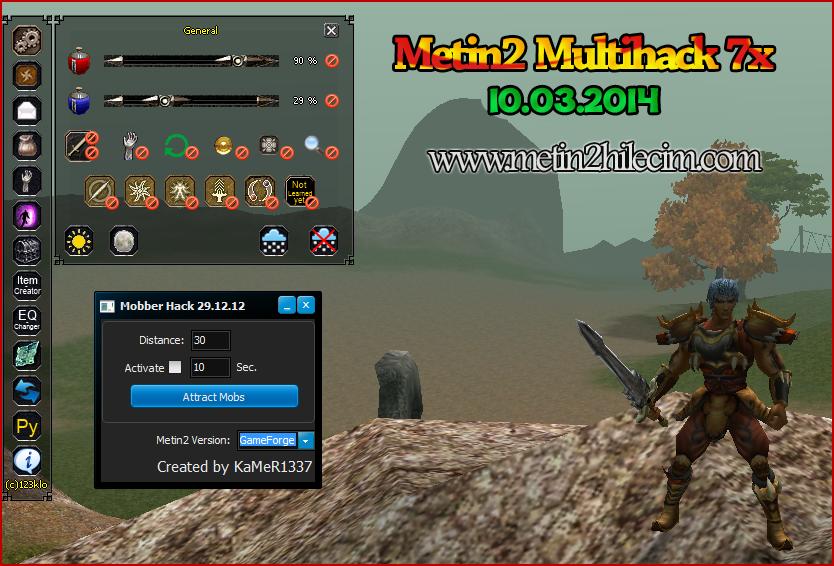M2k-Mod Multihack Hilesi