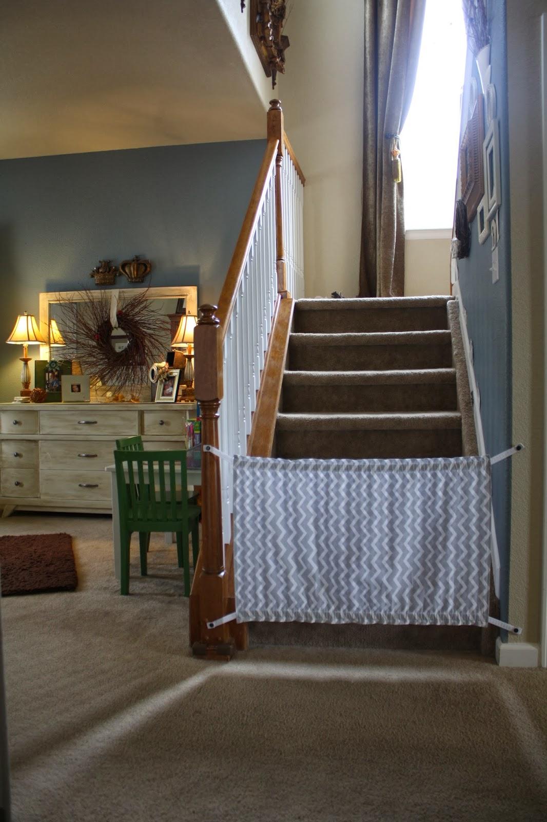 Mccash Family Blog Homemade Baby Gate A Tutorial