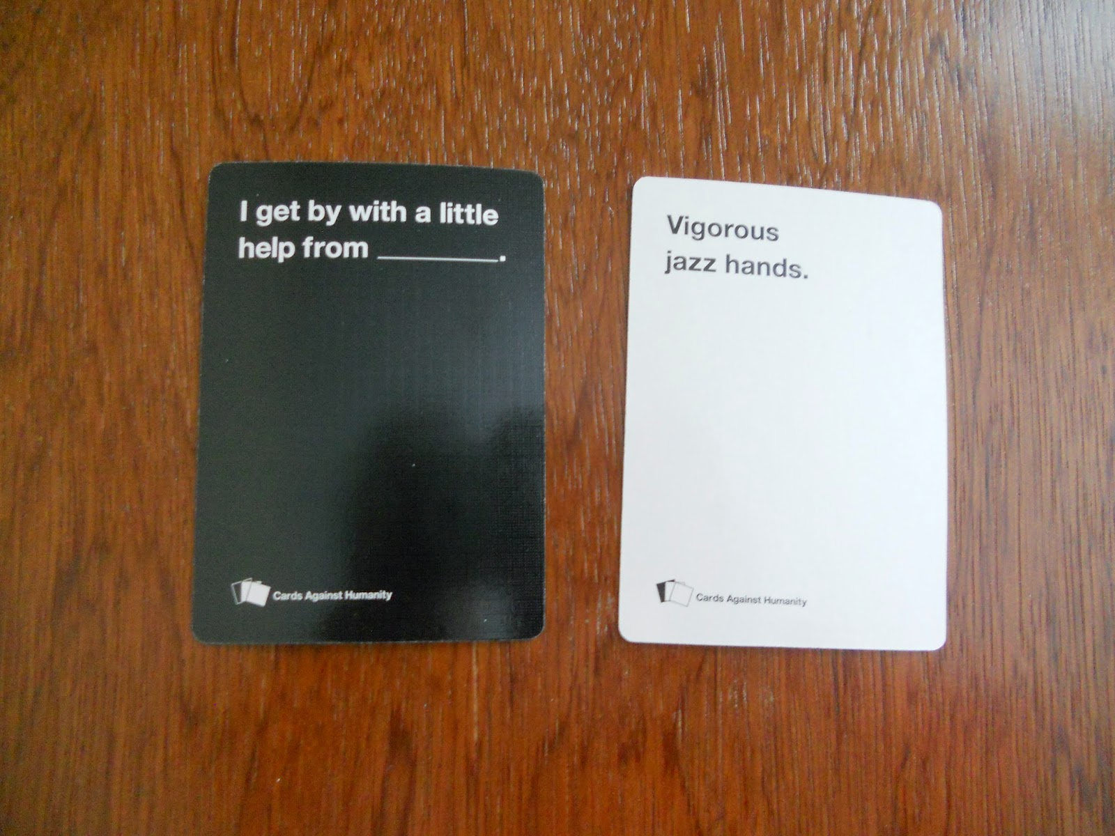 Image of: Answers My Experience With The Normal Way Of Playing Cah Is Somewhat Limited Ive Only Played It Once But My Friends And Went Through The Entire Box And Had Stay Gold Cards Against Humanity With Twist