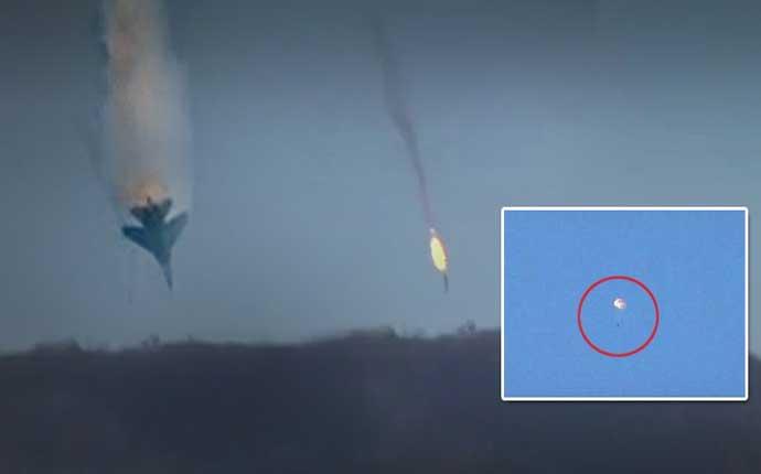 Καταρρίφθηκε Ρωσικό Αεροσκάφος στην Συρία; Διαψεύδει το Υπουργείο Άμυνας της Ρωσίας τις φήμες!!