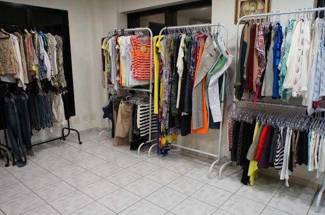 roupas - Outlet Intensité e Bazar Chic da Analu Villa - cidade de Santos