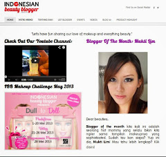 Featured as IBB Blogger of The Month - MAY 2013