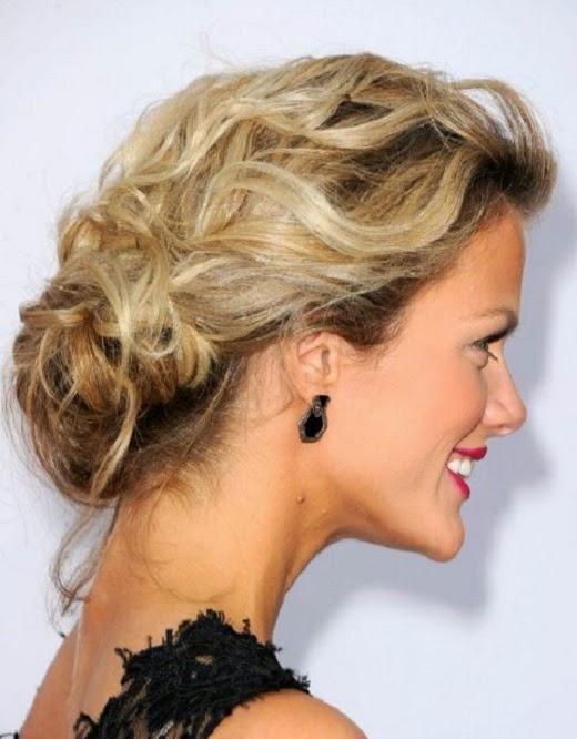 Peinados Con Trenzas Y Flequillo Recto Peinados Con Trenzas 2014