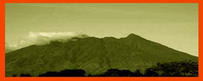misteri gunung salak bogor