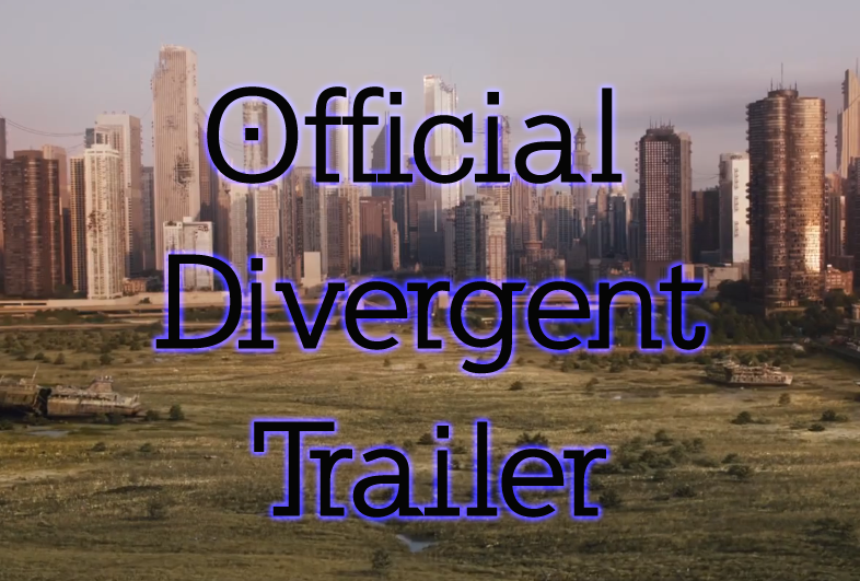 Watch the Divergent trailer!