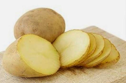 kandungan nutrisi kentang obat anti stres
