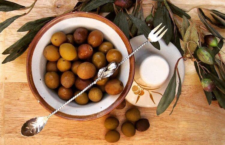 Graber Tree-Ripened Olives