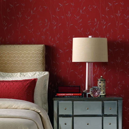 Candice olson bedroom wallpaper collection 2014 modern for Candice olson designs bedroom