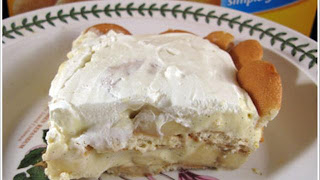 Delicious Banana Pudding Cake