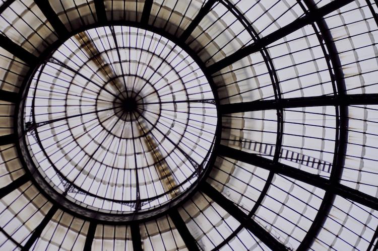 galleria vittorio emanuele roof