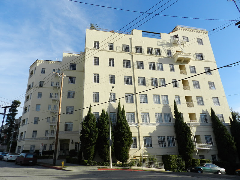 Mike\'s Historic Buildings: Nob Hill Towers