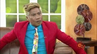 Virundhinar Pakkam – Sun TV Show 28-03-2014 Peter Haynes | Stunt Master