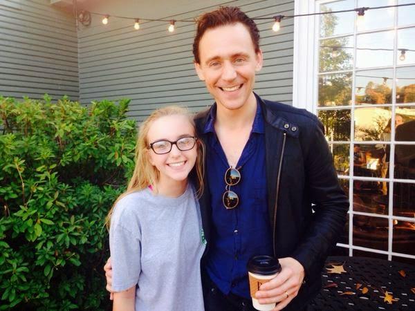 Tom Hiddleston Girlfriend 2014 The League of British ...