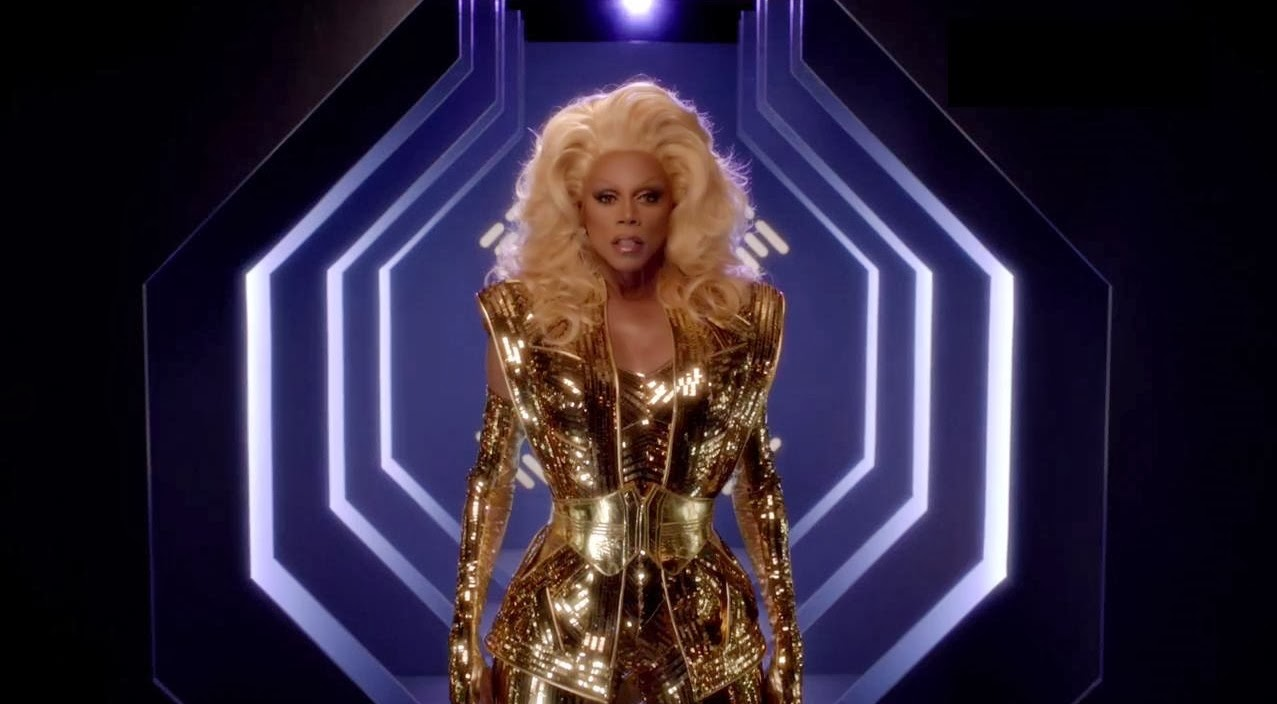 RuPaul has not only be...
