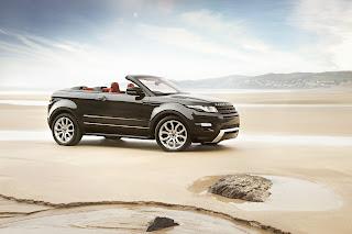 Range Rover Evoque Cabriolet source