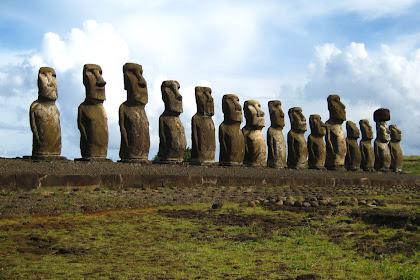 Easter Island. Pulau seribu misteri??