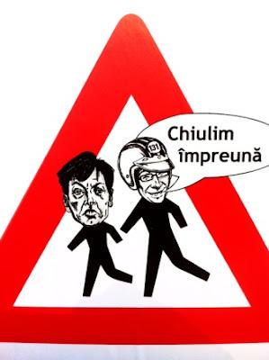 Ponta Antonescu chiulim impreuna