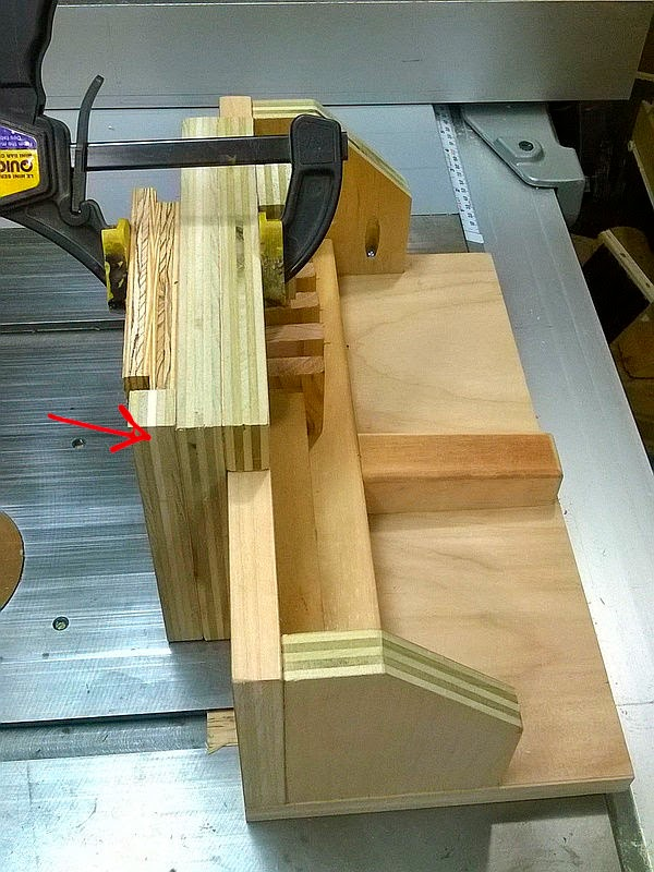 the wood knack simple and easy box joint jig